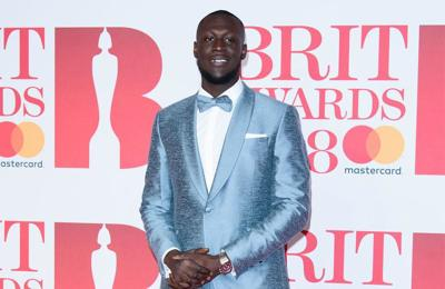 Stormzy used to wear his sister's clothes to save money