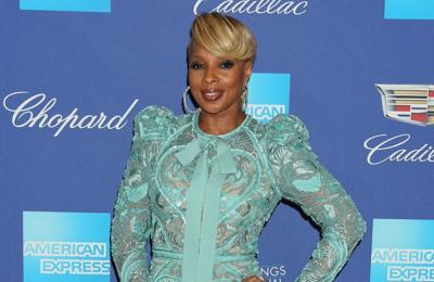 Mary J Blige celebrates virtual 50th birthday