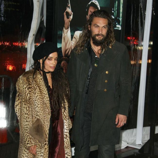 Jason Momoa Wedding: Jason Momoa And Lisa Bonet Make It Official