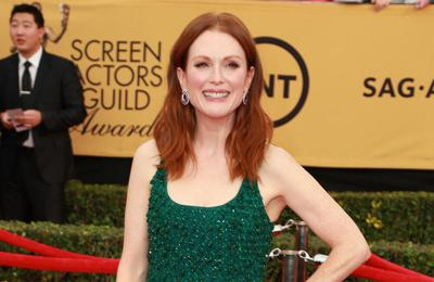 Julianne Moore reveals what she ditched in the pandemic