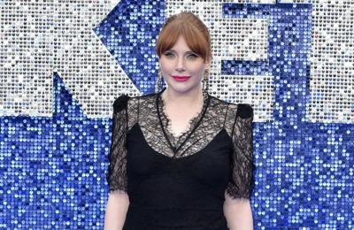 Bryce Dallas Howard graduates two decades after first enrolling at university