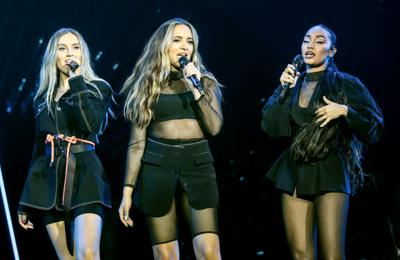 Little Mix's success is down to equality