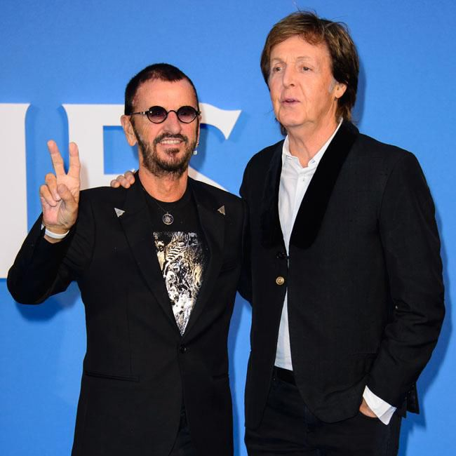 Ringo Starr Doesnt Live In The Pocket Of Sir Paul McCartney