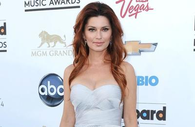 Shania Twain 'found courage to love again' thanks to her husband