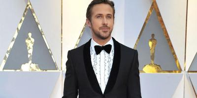 Ryan Gosling imagined Harrison Ford was watching him act ...