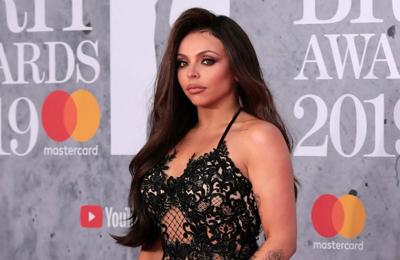 Jesy Nelson learning to accept herself