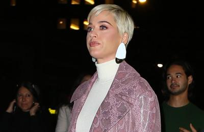 Katy Perry feared she 'wouldn't live to see 2018'