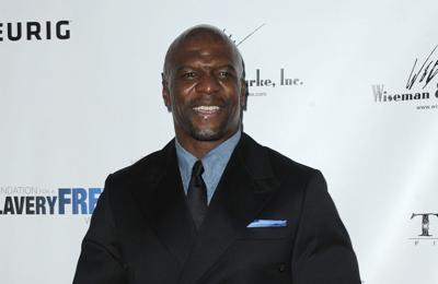 Terry Crews: I used to work out because I thought I'd have to fight my dad
