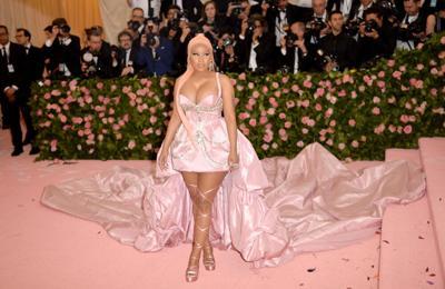 Nicki Minaj's nude Crocs snap 'causes website to crash and spike in sales'