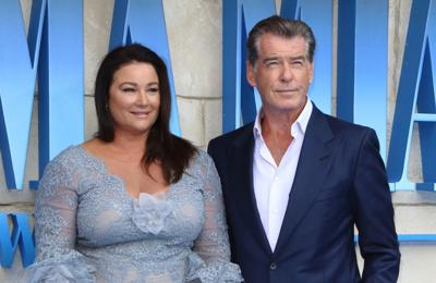 Pierce Brosnan's absent dad inspired him to be a loving father