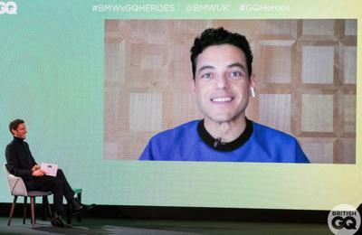 Rami Malek 'psychologically unsettling' Bond villain