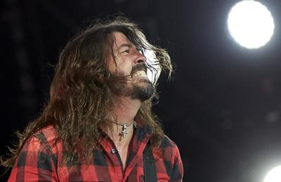 Dave Grohl is an ABBA fan