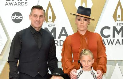 Pink and Carey Hart continuously 'evolving' as a couple