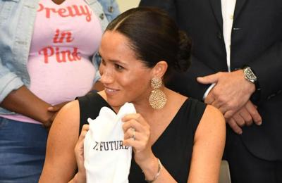 Duchess Meghan donates Archie's clothes to charity