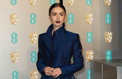 Lily Collins regrets losing her English accent