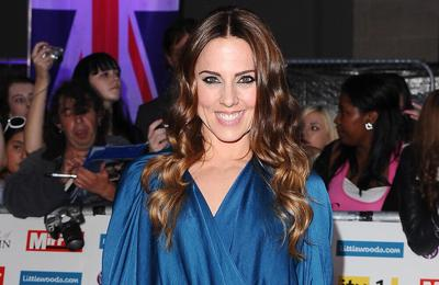 Melanie C: It's depressing to talk about my mental health