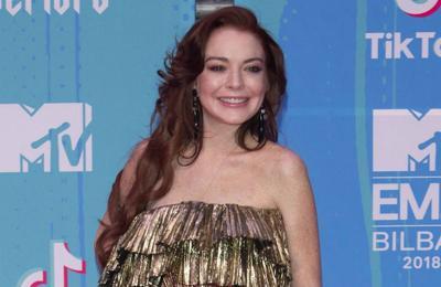 Lindsay Lohan baffles fellow The Masked Singer judge with smoking habit