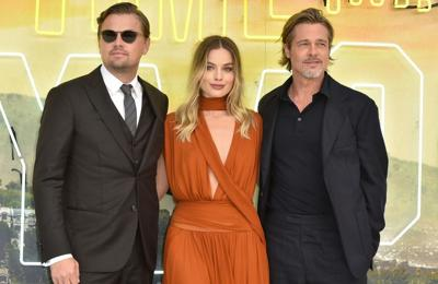 Once Upon a Time in  Hollywood to receive best ensemble cast award at Capri film festival