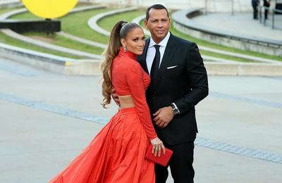 Alex Rodriguez 'so sore' after birthday dance