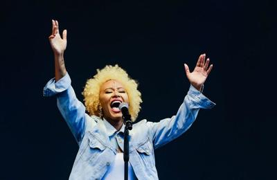 Emeli Sande pulled out of Radio 2 Live in Hyde Park due to lost voice