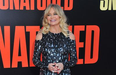 Goldie Hawn is 'melancholy' about the future of Hollywood