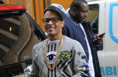 T.I. criticised over daughter checks
