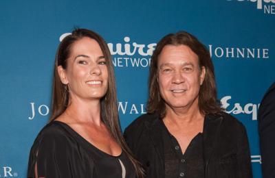 Eddie Van Halen's wife Janie's heart 'shattered' following husband's death