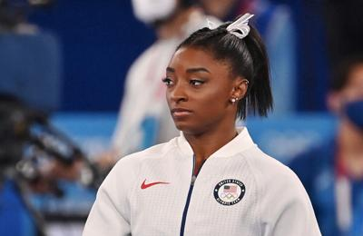 Simone Biles addresses her critics after stepping back from Olympic Games
