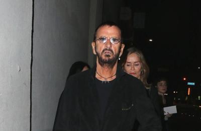 Ringo Starr and Paul McCartney reunite for John Lennon cover