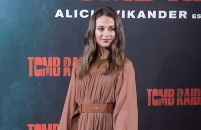 Alicia Vikander suggests motherhood could add 'depth' to her performances