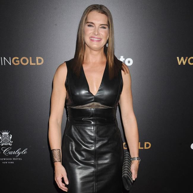 Brooke Shields Has Stopped Pruning Her Eyebrows Celebrities