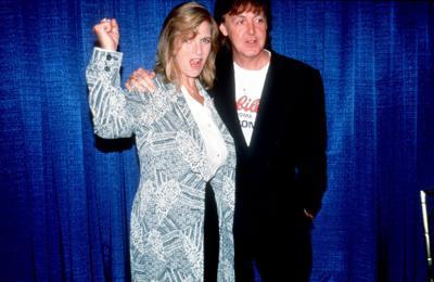 Paul McCartney: I chopped onions to spare Linda the tears