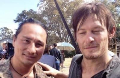 Walking Dead star Dango Nguyen dies aged 48
