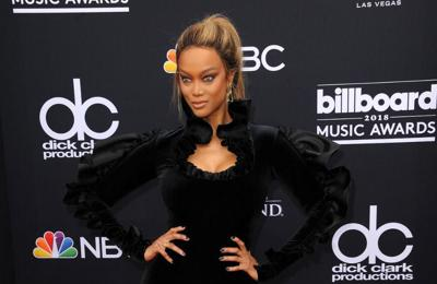 Tyra Banks 'moves in with Louis Belanger-Martin'