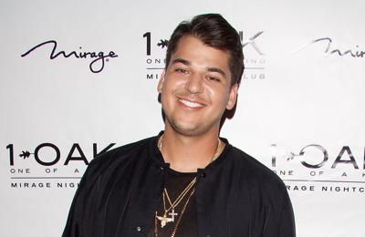 Rob Kardashian is coming out of his shell