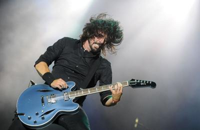 Dave Grohl: Hate from Nirvana fans inspired Foo Fighters