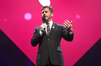 Jimmy Kimmel reveals the 'weirdest part' of hosting the Pand-Emmys
