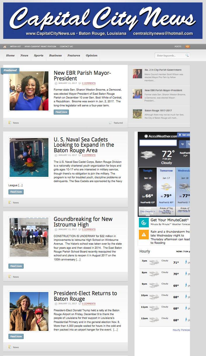 Click Below for www.capitalcitynews.us