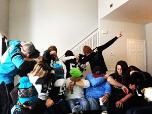 Panthers fans: Show us your best Dab!