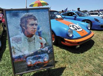 Thousands Attend Steve McQueen Car Show In Chino Hills Champion - Chino hills car show