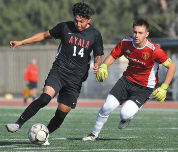 Ayala High's Johnathan Guerrero