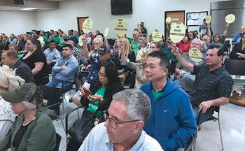 Residents against Chino Francis Estates