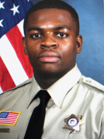 Deputy Justin Reed