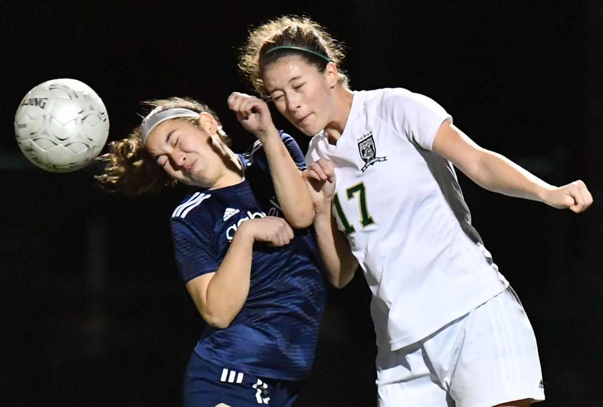 PHOTOS: Gabrielino 1, Ontario Christian 0 in CIF-Southern Section Division 6 girls soccer title game (Feb. 29, 2020)