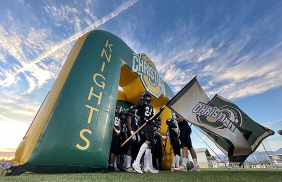 High School Football (photo gallery): Ontario Christian 29, Rim of the World 0