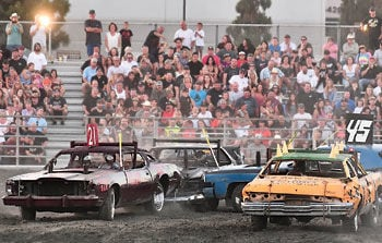 29th Chino Challenge Demolition Derby Tonight Sports And Recreation Championnewspapers Com