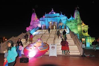 Chino Hills BAPS Hindu Temple