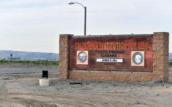 California Institution for Men in Chino