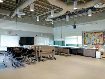 A new STEAM classroom