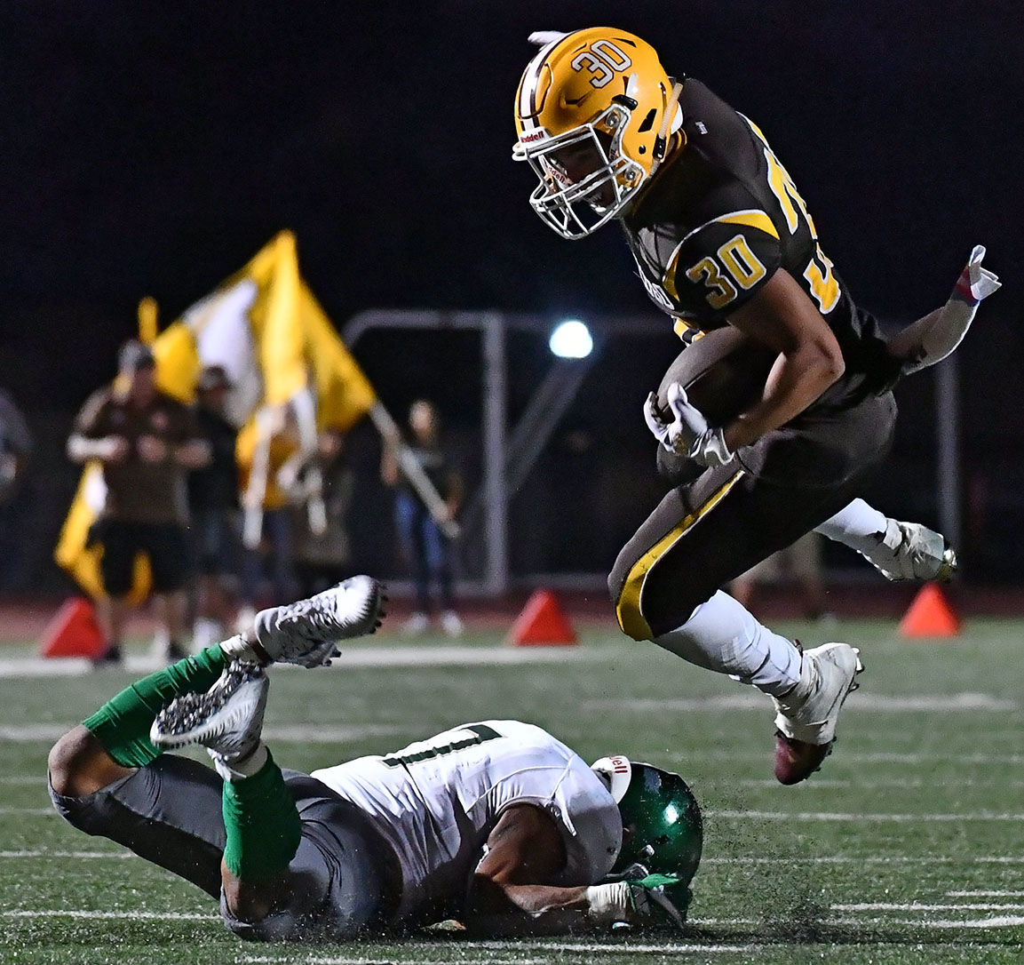 PHOTOS: Don Lugo football vs. South Hills Aug. 30, 2019